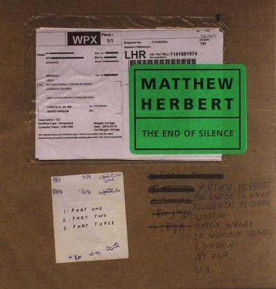 Matthew Herbert - The End of Silence ( Part I ) - YouTube